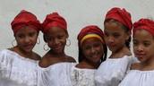 Lengua criolla: personas de orígenes diversos