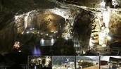 국내 유일 테마형 동굴 화암동굴