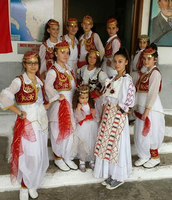 Albanian folk costumes
