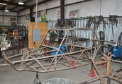 Sand Slinger Chassis Package $7500.00