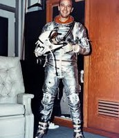 Alan Shepard: The First American in space