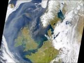 Satellites view