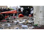 After math of Alexandria bombing