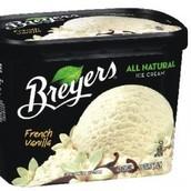 Breyers helado