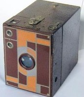 first brownie camera