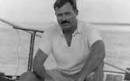Middle Aged Hemingway