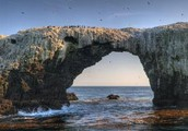 Myth about the Arch Rock