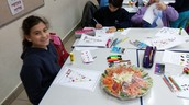 כיתה ב- מרכיבים את פירמידת המזון