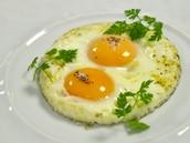 Правила приготовления блюд из яиц