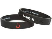 I am n wristbands