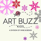 Art Buzz Kids Christmas Party