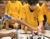 FIRST Robotics and Lego Design Competition