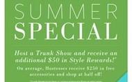 Bonus $50 for Hostesses