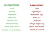 Things you should look for in a friend