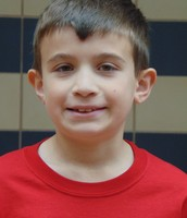 Justin Mastro - Third Grade