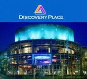 Discovery Place Field Trip is Friday