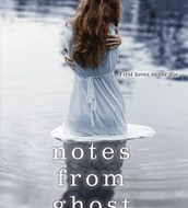 Note from ghost town by Kate Ellison