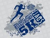 Jogging for the Jags 5K Family Walk/Run