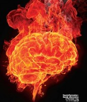 Brain Cells Burn