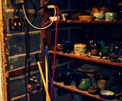 Our production ceramics business is setting up shop in the Triangle...