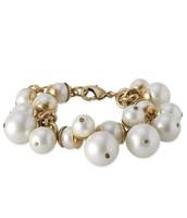 Daphne Pearl Bracelet, $49