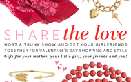 HOST YOUR OWN TRUNK SHOW