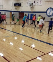 Pacer in 6th grade PE