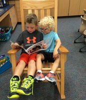 Carter & Kellen (read to someone)