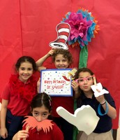 Happy Birthday Dr. Seuss!!