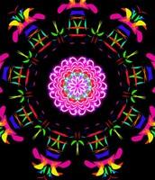 Kaleidoscope Drawing Pad