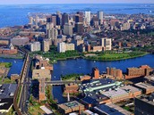 Le terminous: Boston, Massachusetts