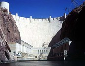 Hoover Dam from a different view