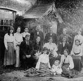 charles sturts family