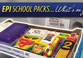 School Supply Packs