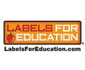 Labels for Education Drive