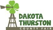 2016 Dakota-Thurston County Fair Schedule