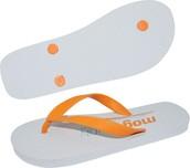 Beach flip flop PE slipper