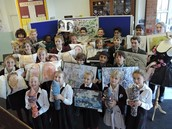 SUCCESS AT THE ISA ART COMPETITION