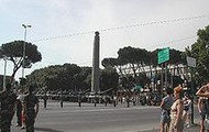 Obelisk of Axum in Rome
