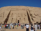 Abu Simbel is open for visitors