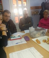 the group of the Greek teachers (PEUG)