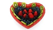 Fruits and vegetables are good for heart health