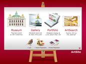 ArtSite Home Page