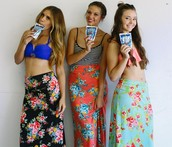 Maxi Skirt Promotion