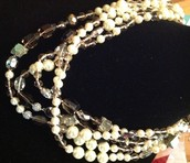 Astor necklace.  Retail $158.00. Now ONLY $80.00