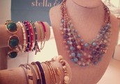 Spring into Style with gorgeous jewelry, scarves, and more from Stella & Dot