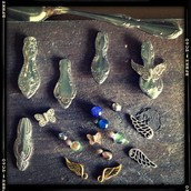 Hand Made Spoon Jewelry By Judy Ann