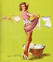Laundry and Dishes
