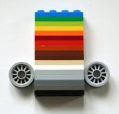 Create with LEGO!