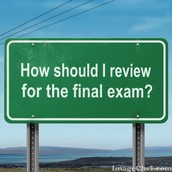 How should I study for the final exam?
